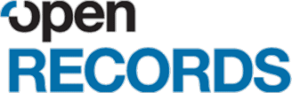 Open Records Portal logo